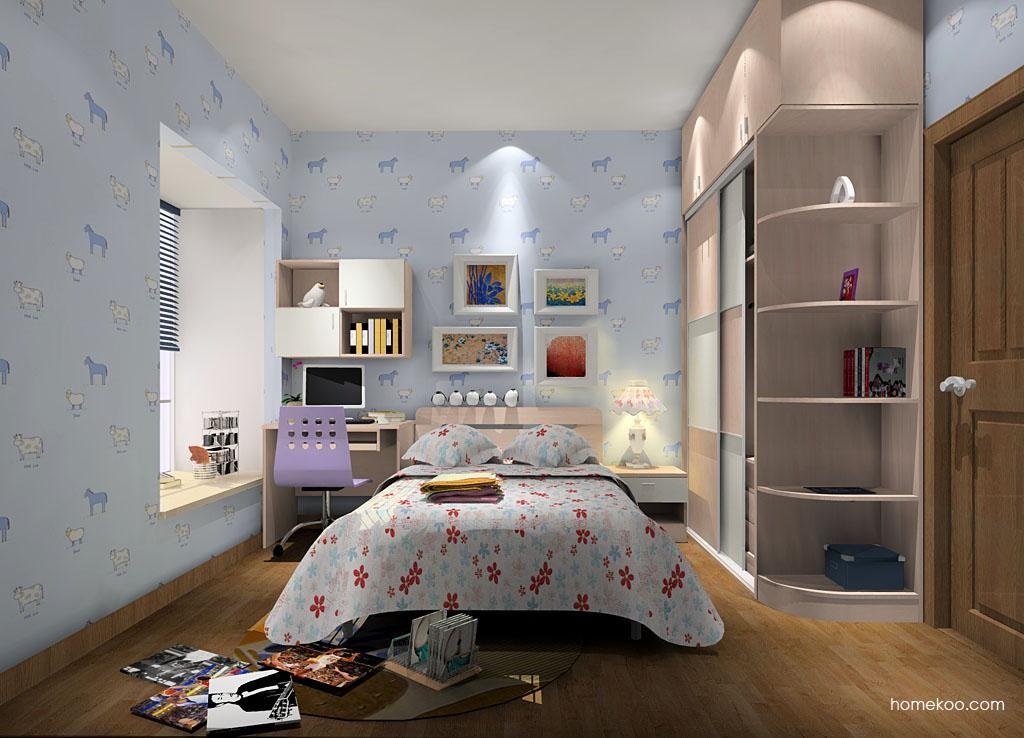女孩的梦青少年房B3661