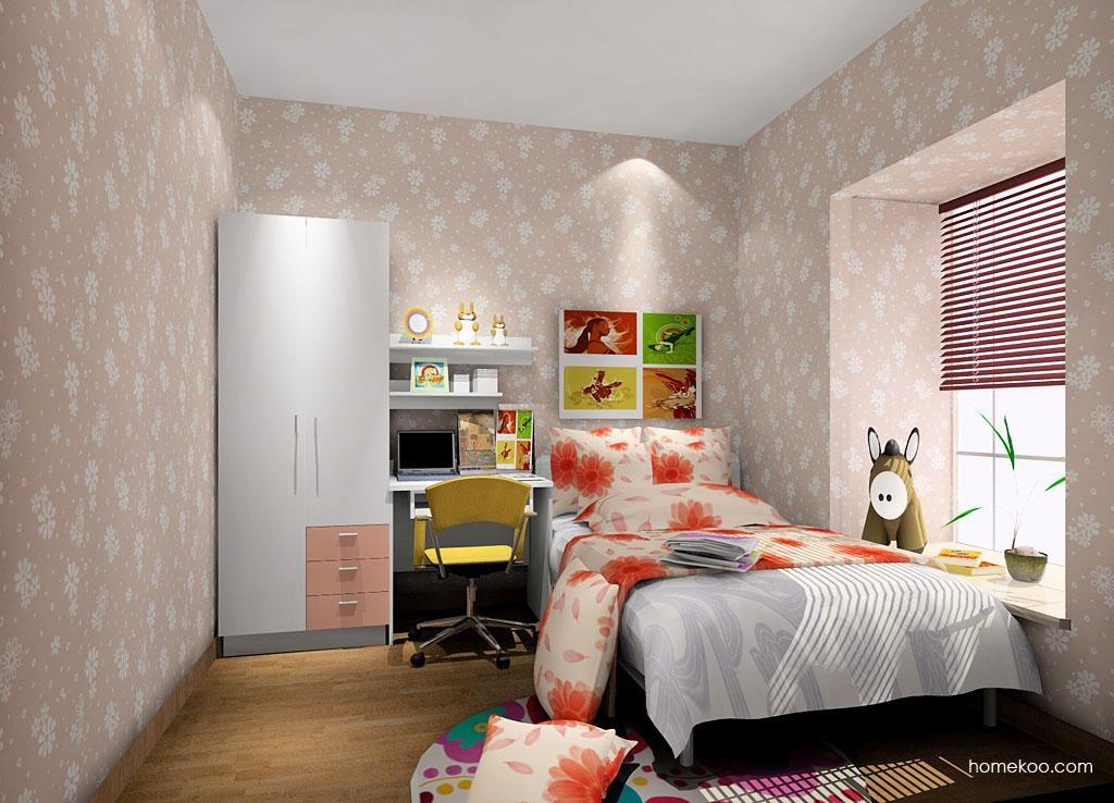 女孩的梦青少年房B3677