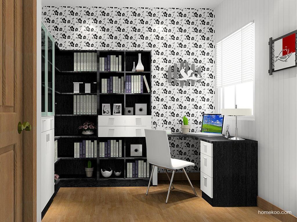 书房家具C3312