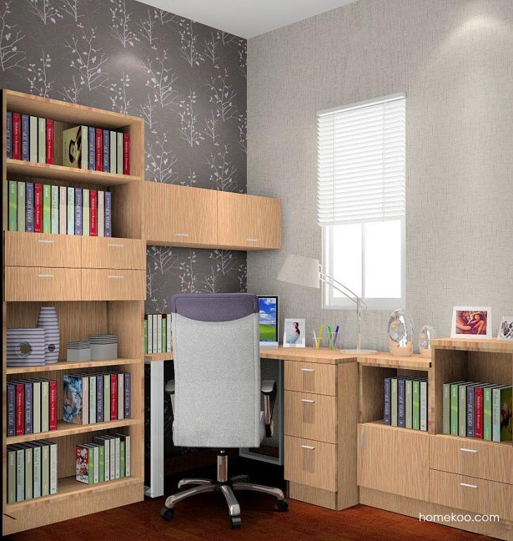 书房家具C3310