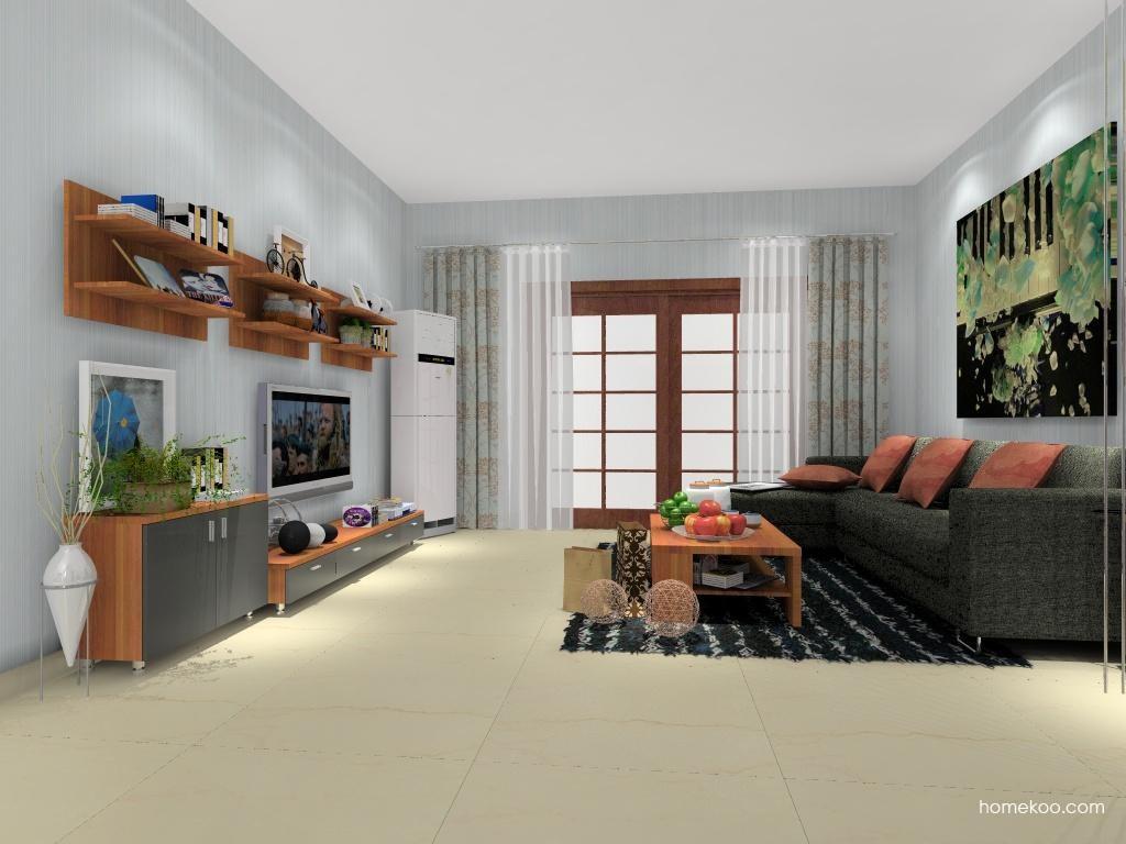 新实用主义客厅家具D0335