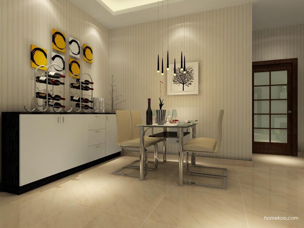 餐厅家具E0574