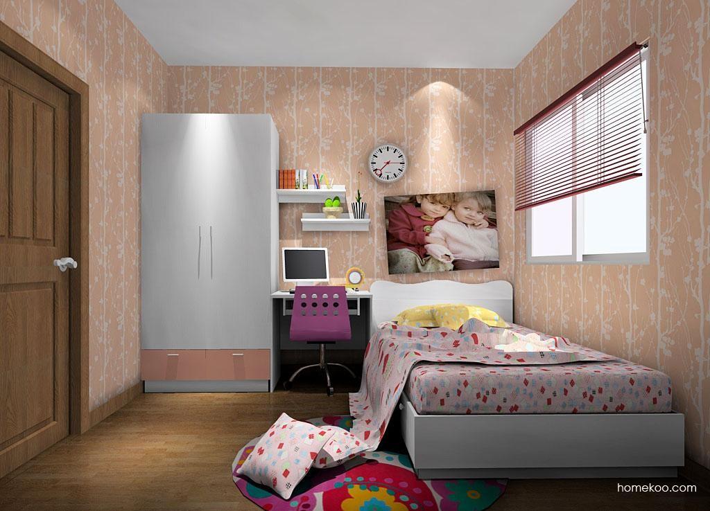 女孩的梦青少年房B3700
