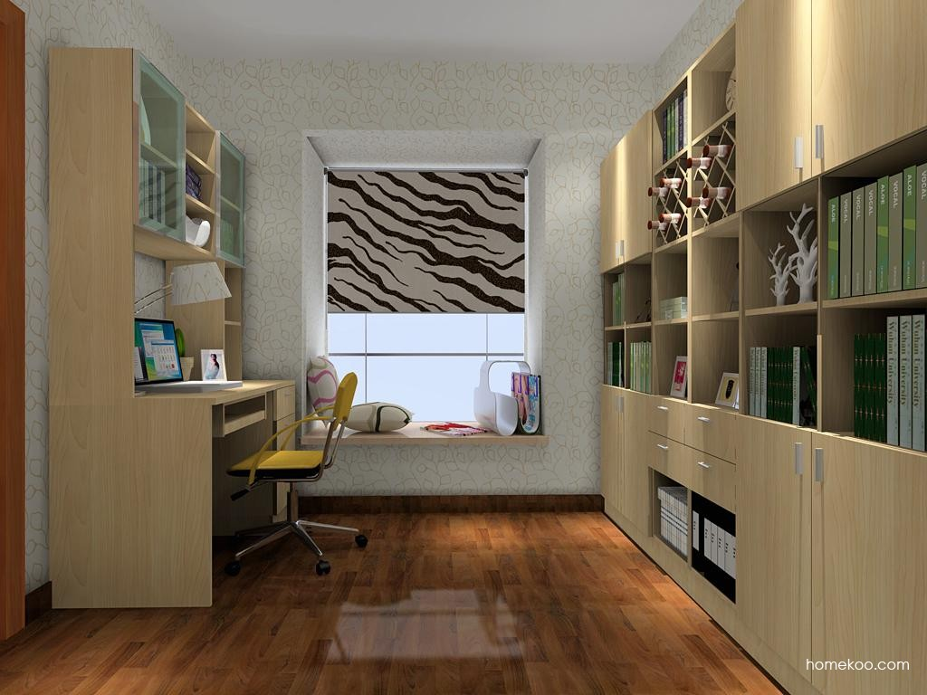书房家具C3320