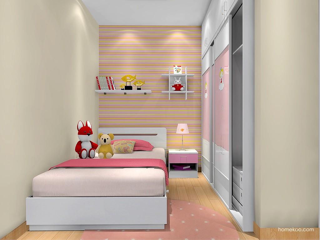 女孩的梦青少年房B3705