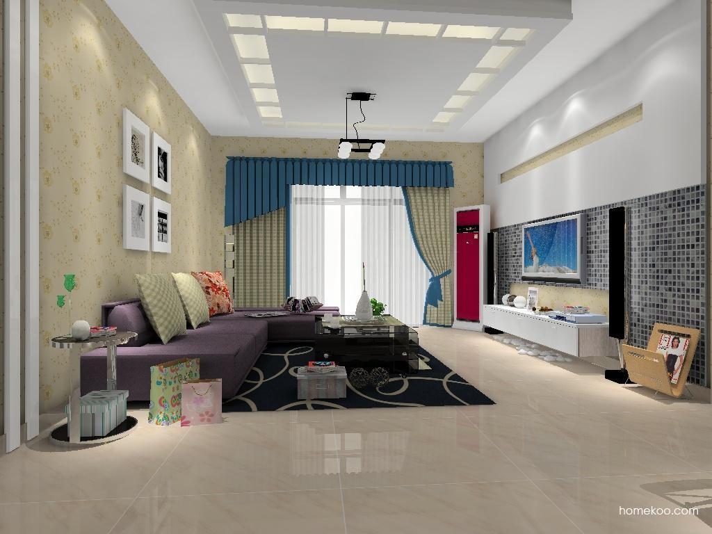 新实用主义客厅家具D0347