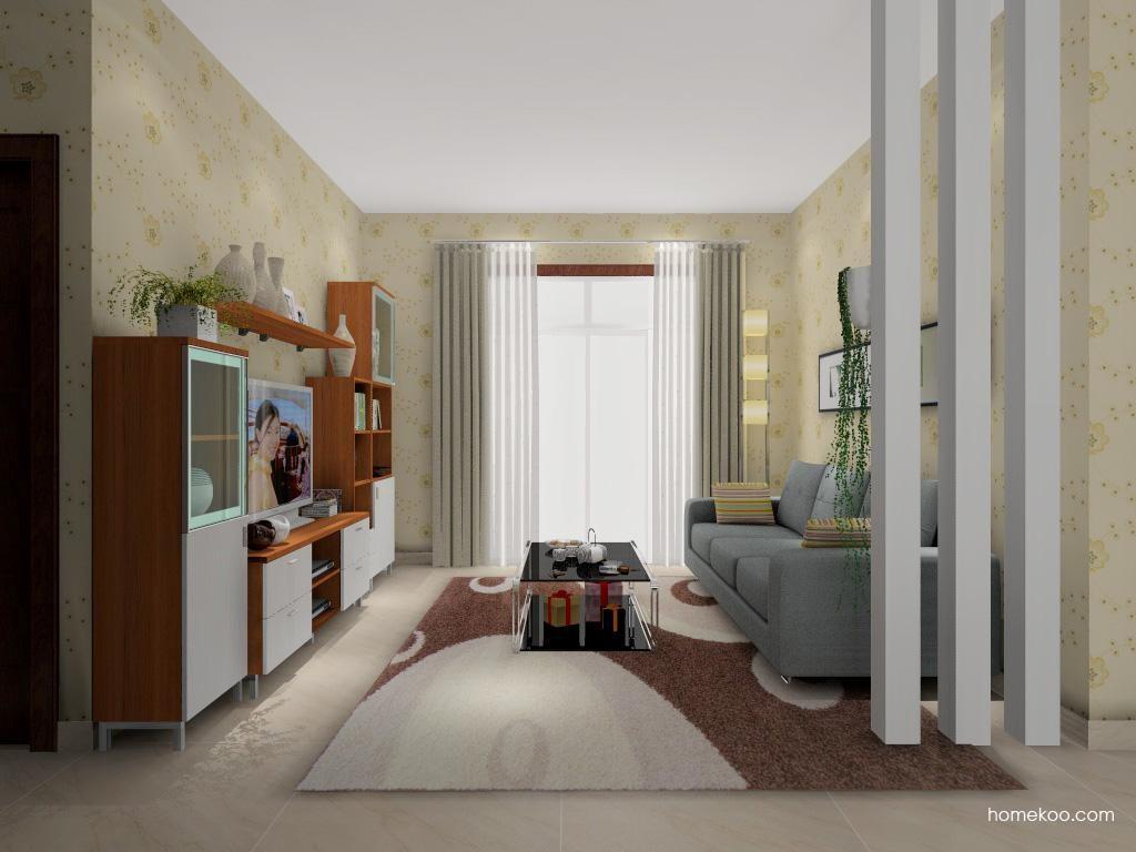 新实用主义客厅家具D0350