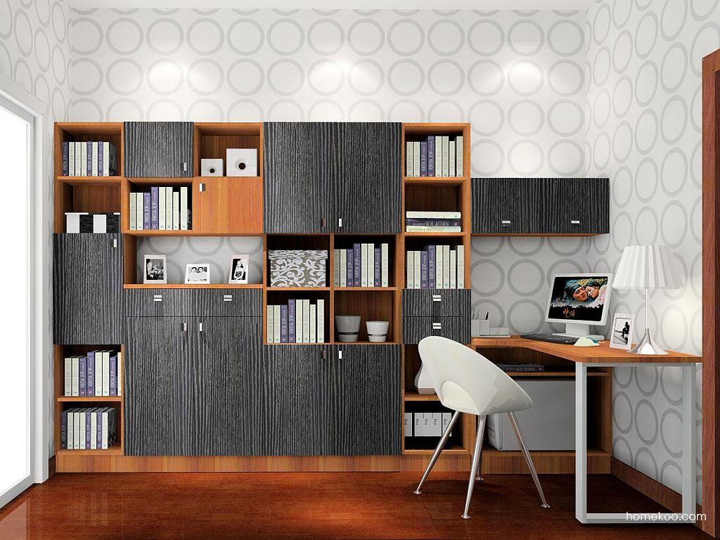 书房家具C3334