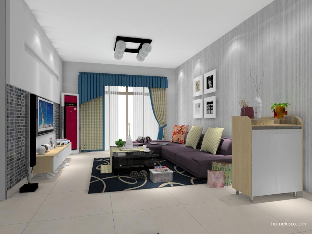 新实用主义客厅家具D0351