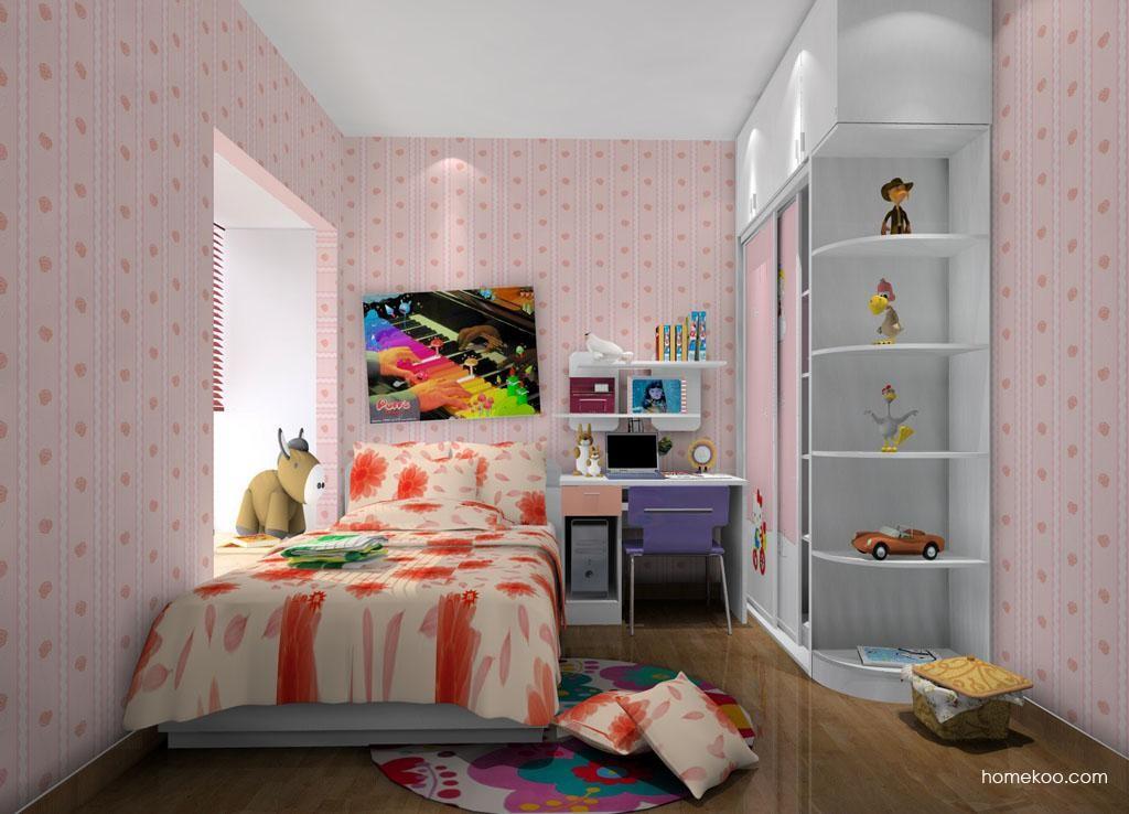 女孩的梦青少年房B3706