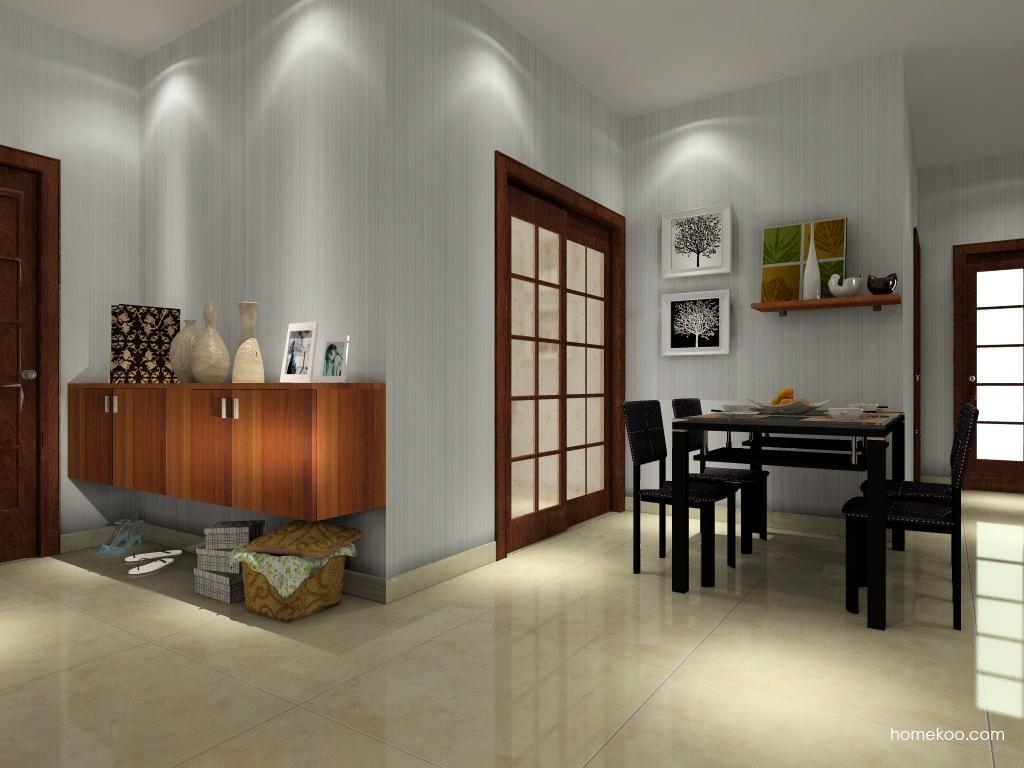 新实用主义餐厅家具E0594