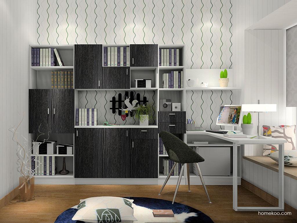 书房家具C3350