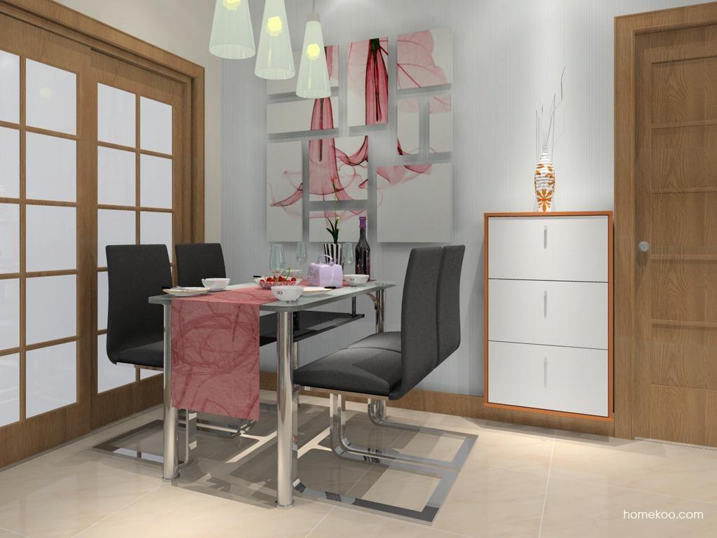 餐厅家具E0606