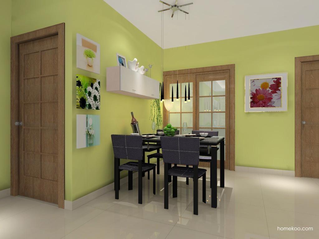 新实用主义餐厅家具E0598
