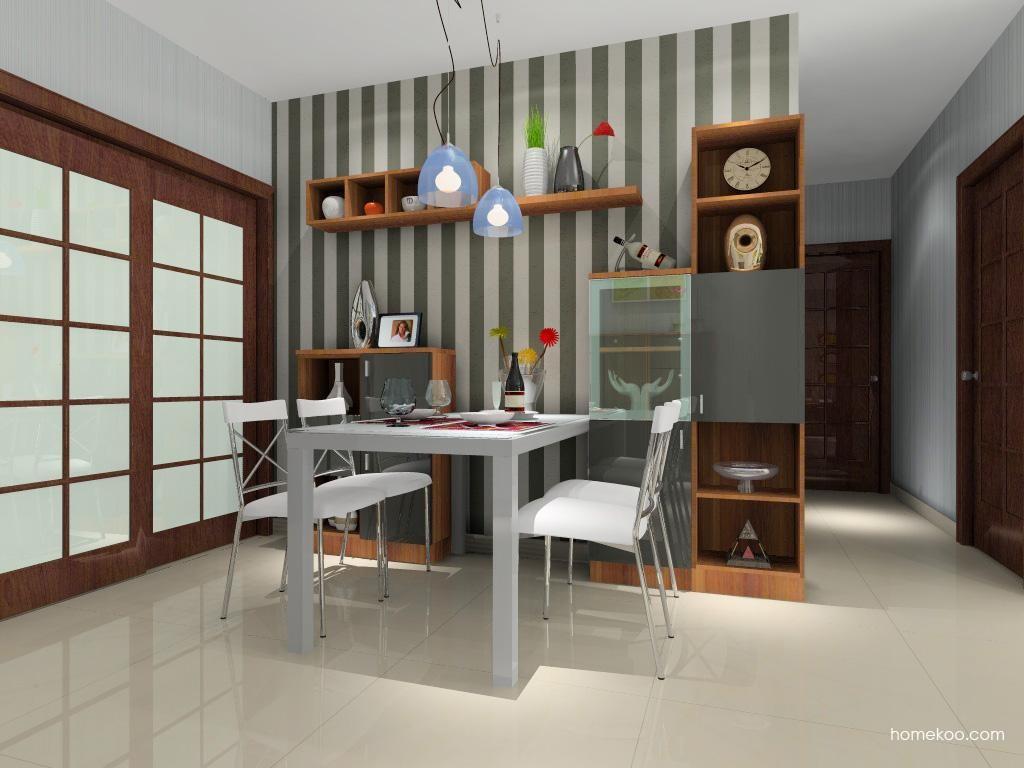 新实用主义餐厅家具E0597