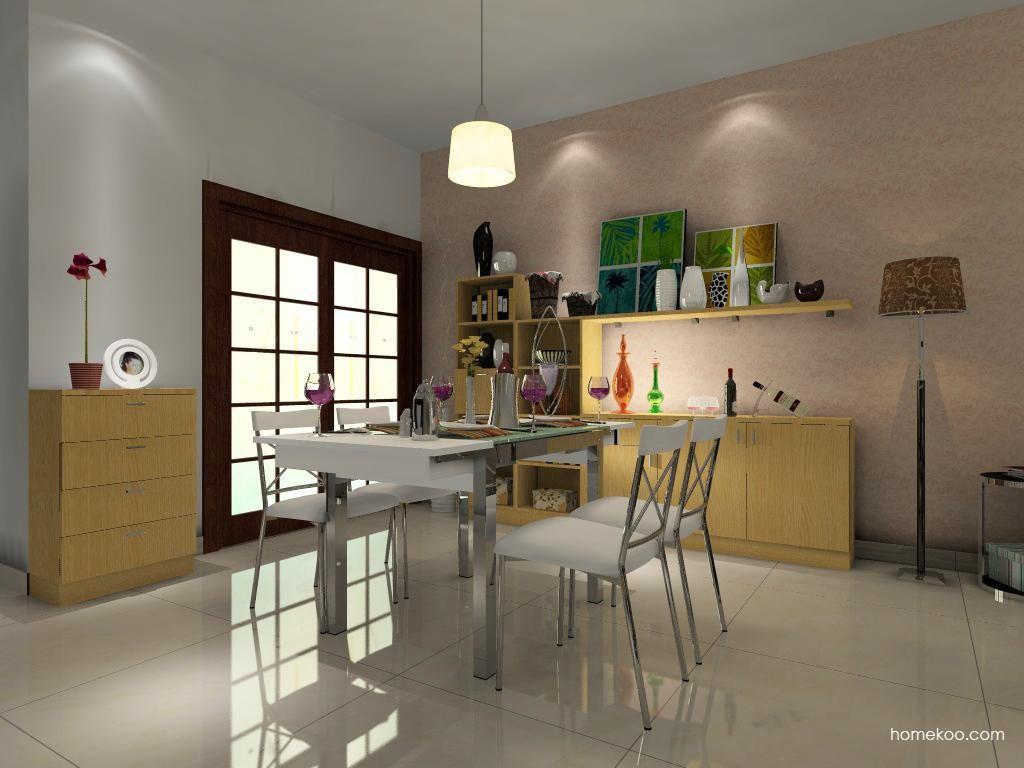 餐厅家具E0604
