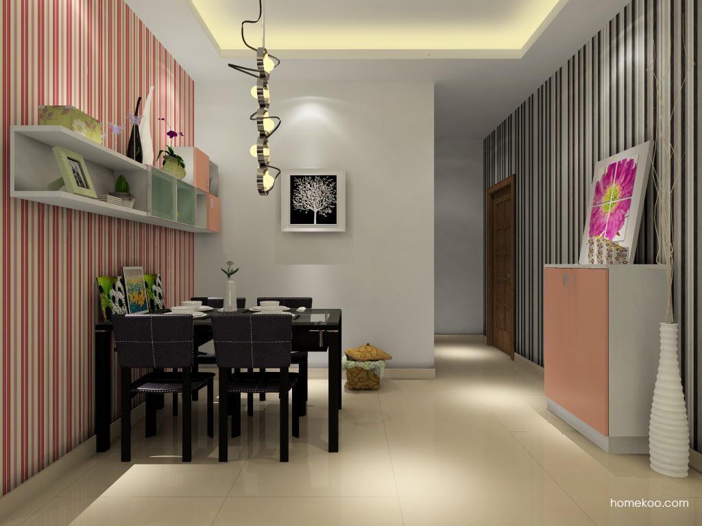 餐厅家具E0608