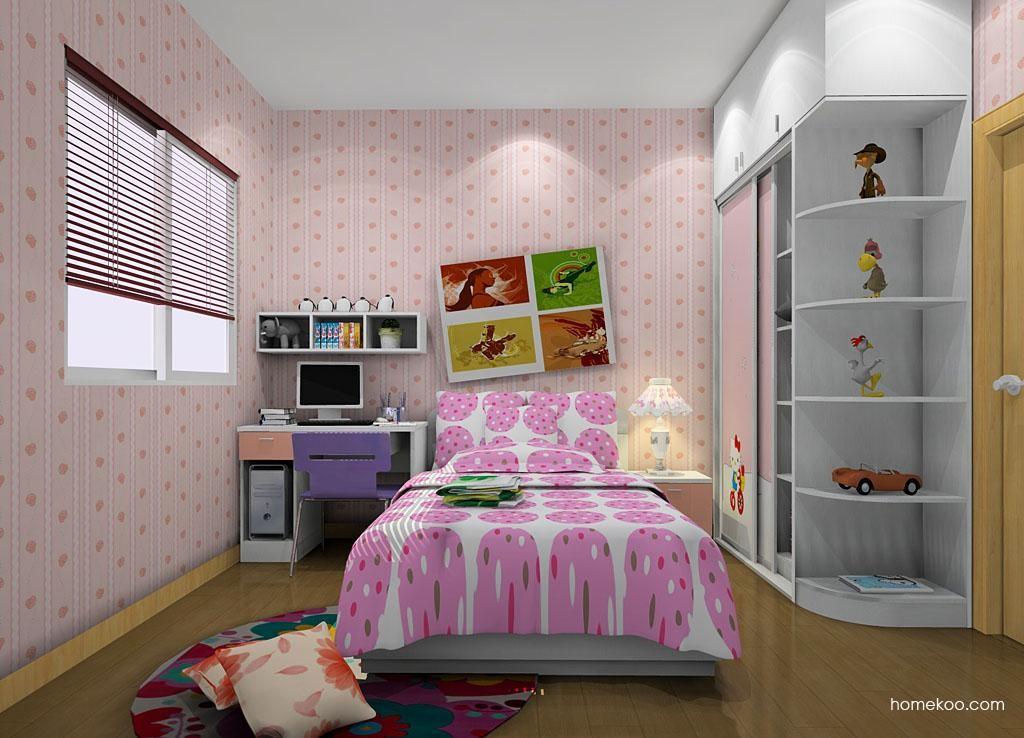 女孩的梦青少年房B3735