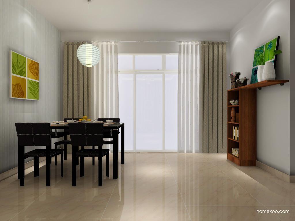 餐厅家具E0610