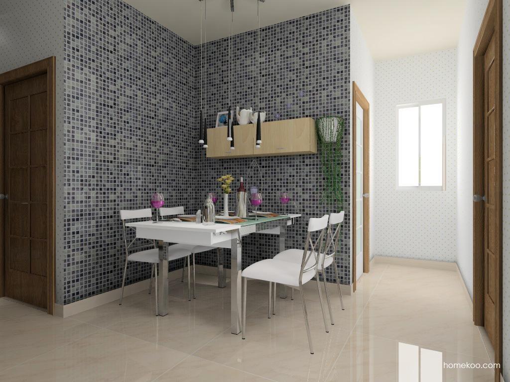 新实用主义餐厅家具E0617