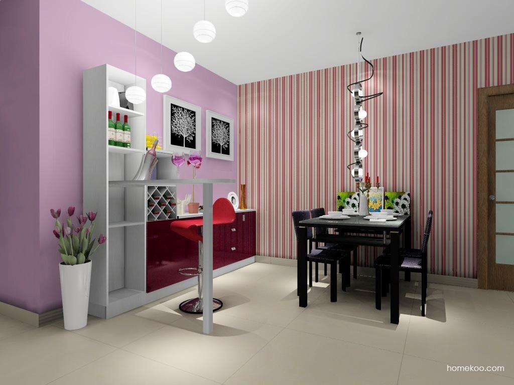 浪漫主义餐厅家具E0616