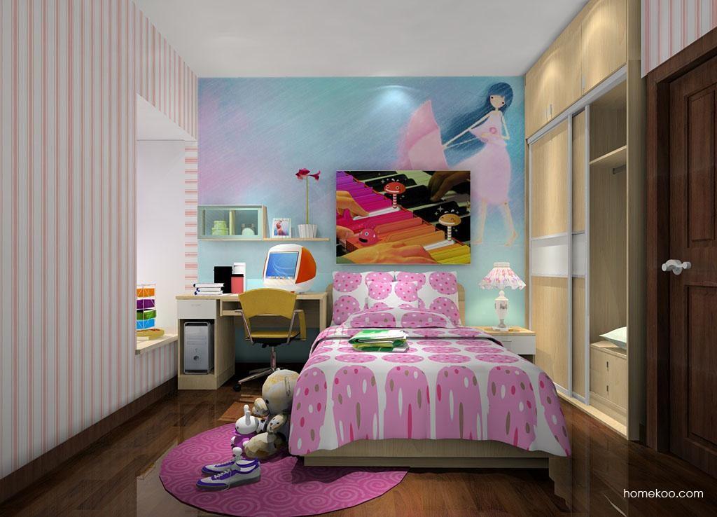 女孩的梦青少年房B3766
