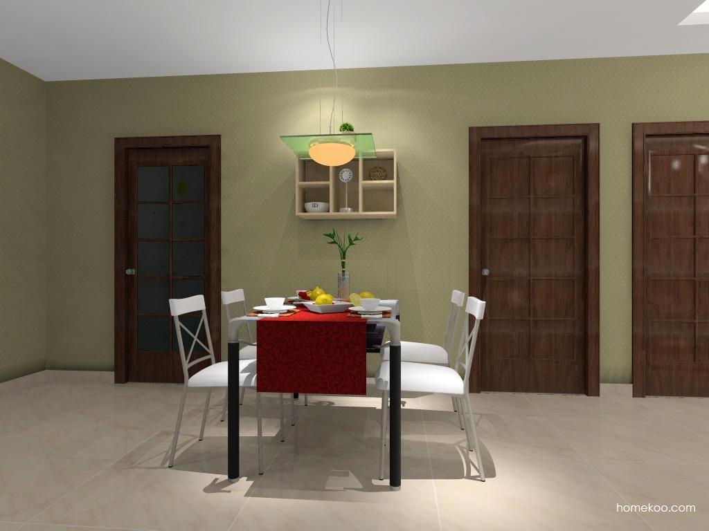 新实用主义餐厅家具E0644