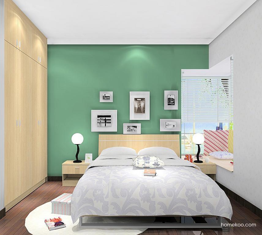 新实用主义卧房家具A5615