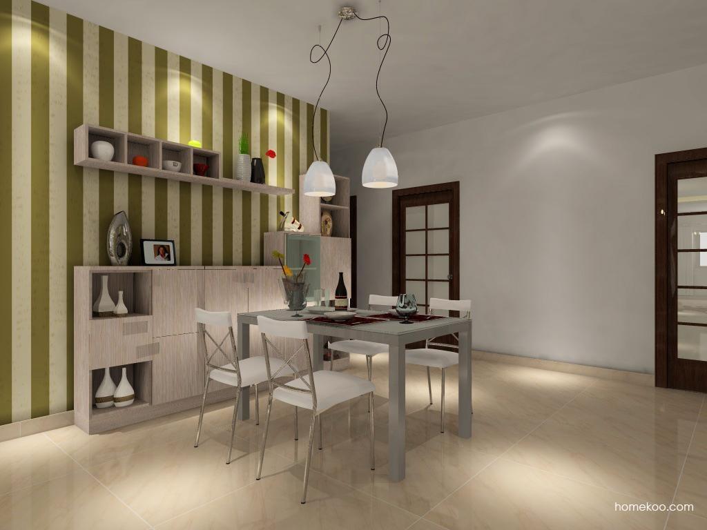 新实用主义餐厅家具E0649