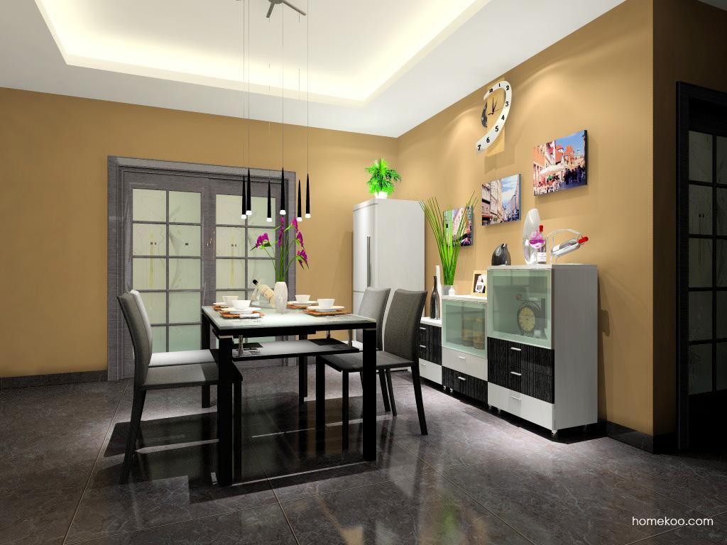 餐厅家具E0651