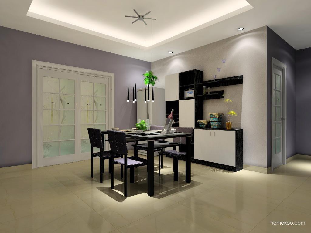 餐厅家具E0661