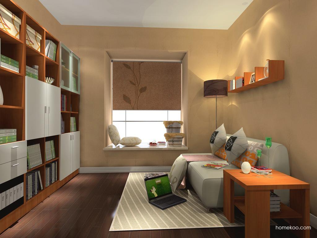 新实用主义书房家具C3411