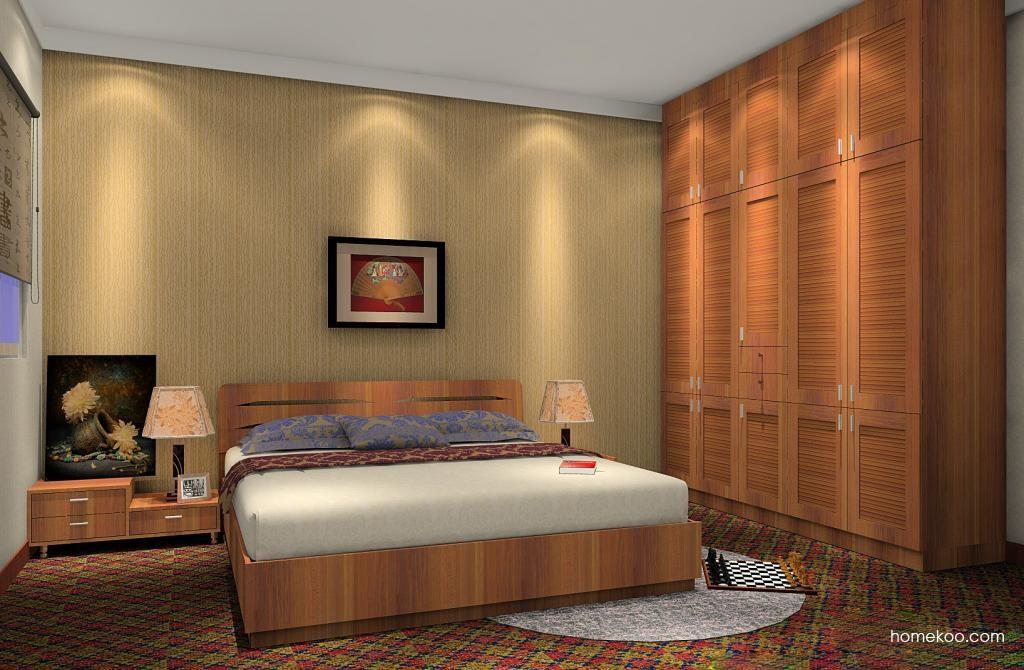 新实用主义卧房家具A5723