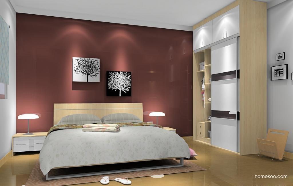 新实用主义卧房家具A5727