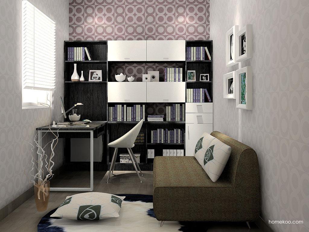 简约主义书房家具C3428