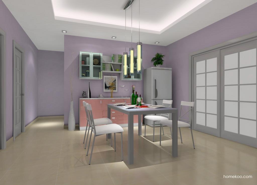餐厅家具E0681