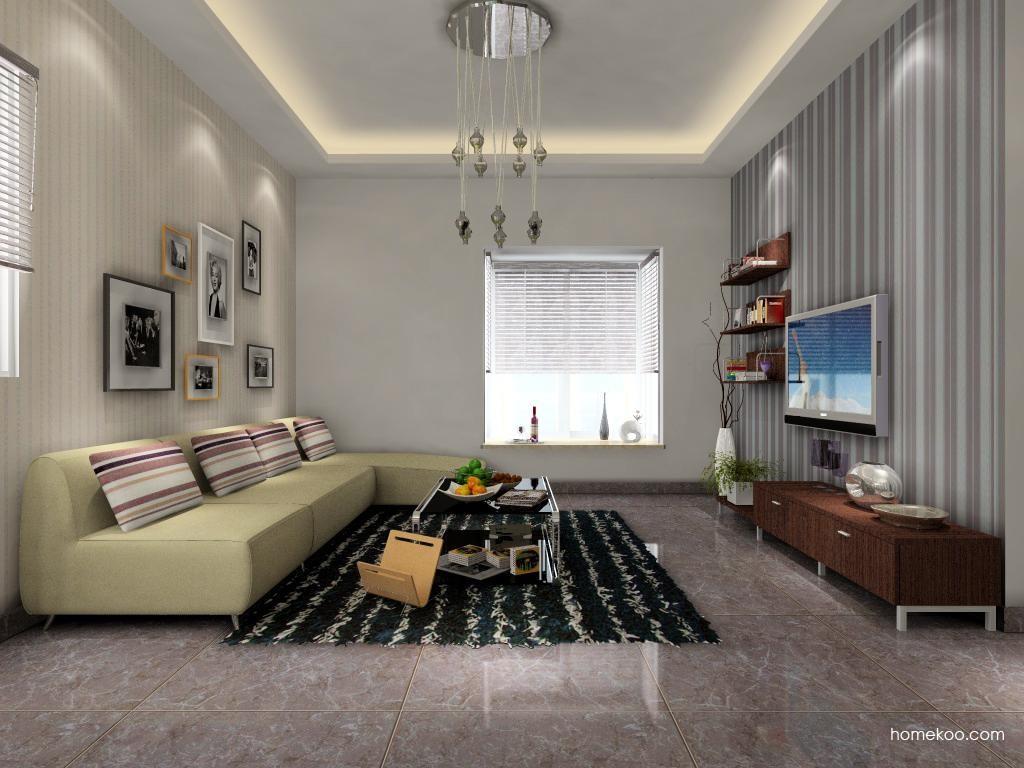 新实用主义客厅家具D0451