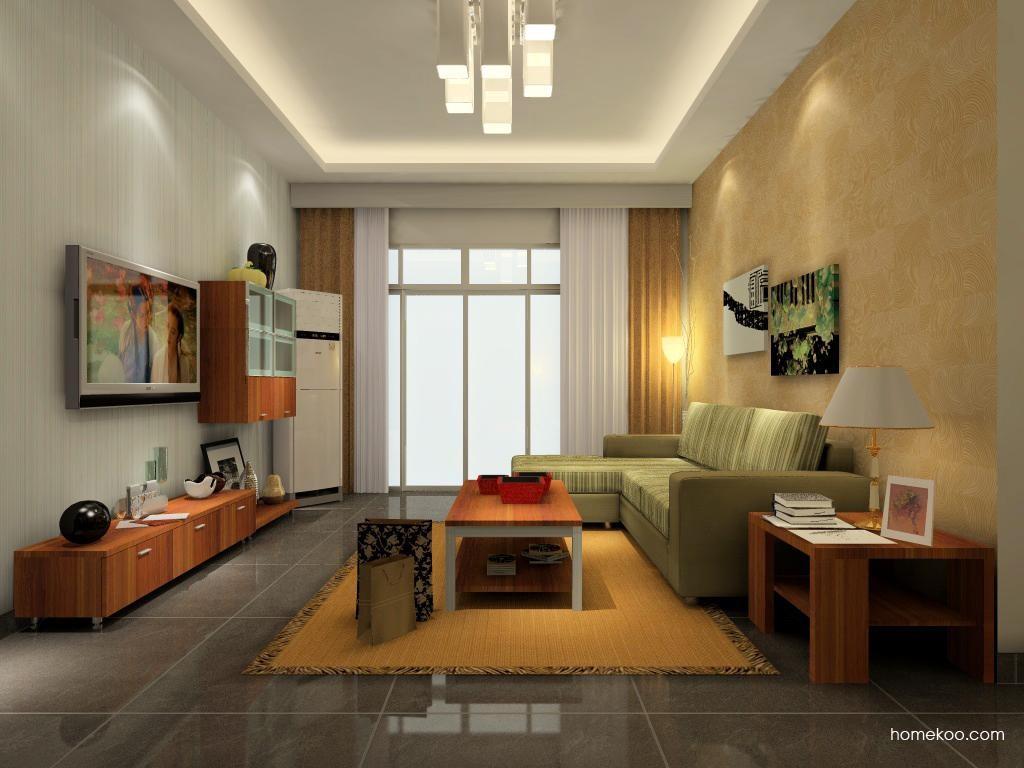 新实用主义客厅家具D0448
