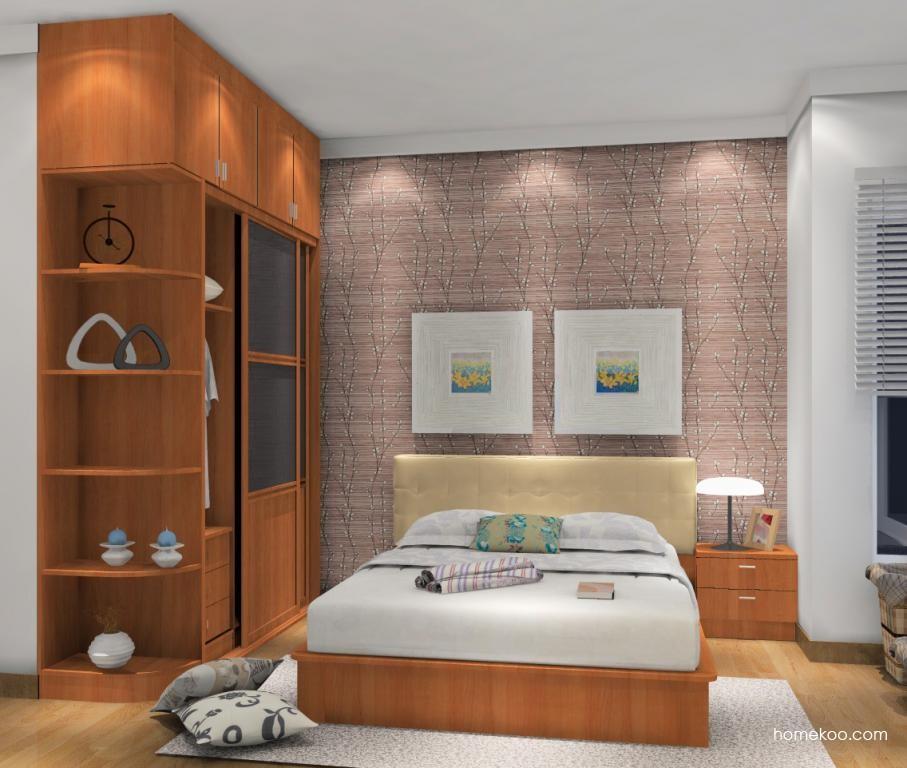 新实用主义卧房家具A5742