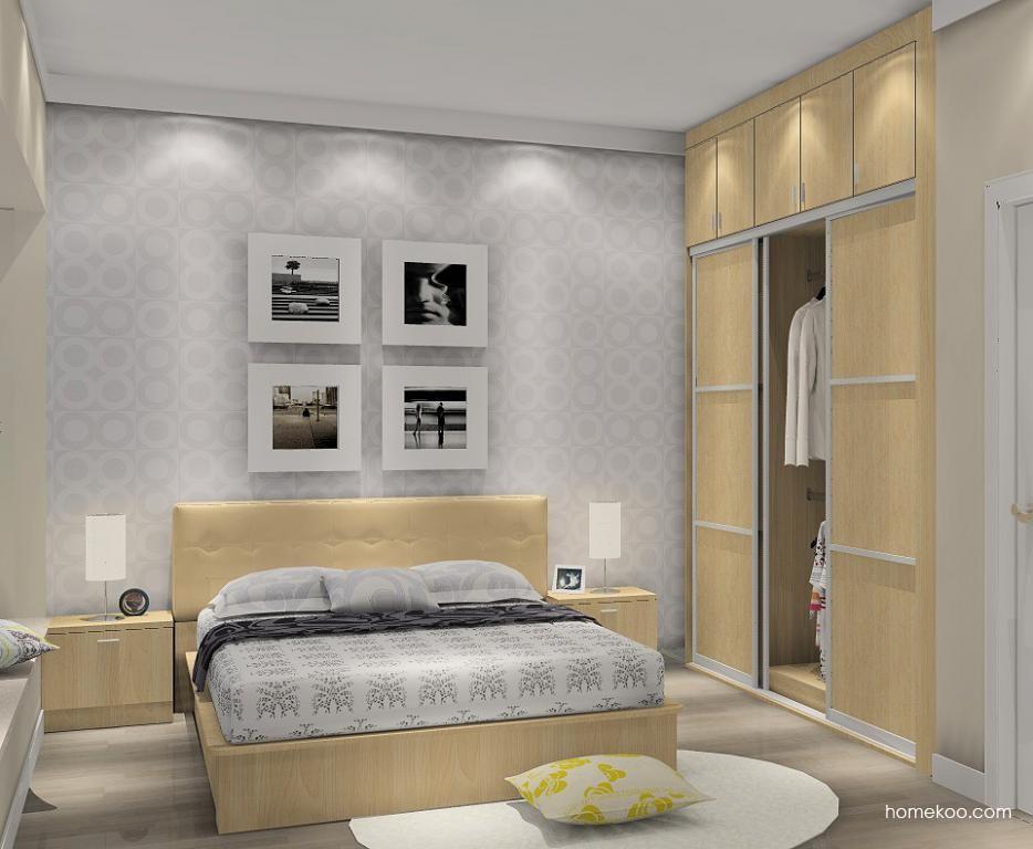 新实用主义卧房家具A5750