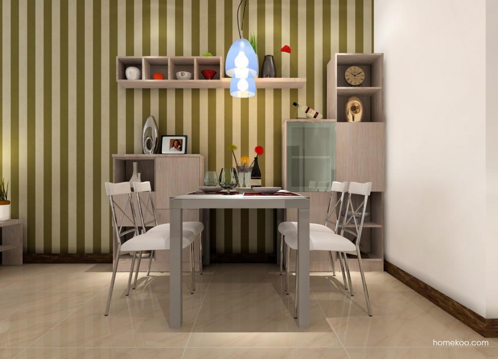 新实用主义餐厅家具E0684