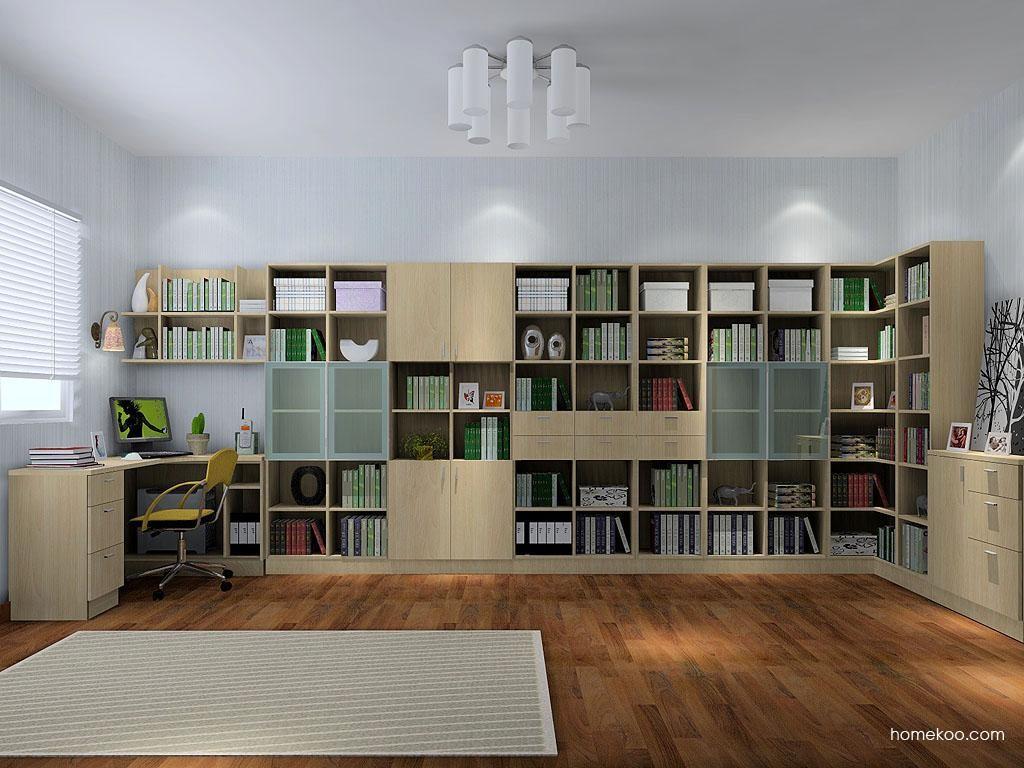 新实用主义书房家具C3445