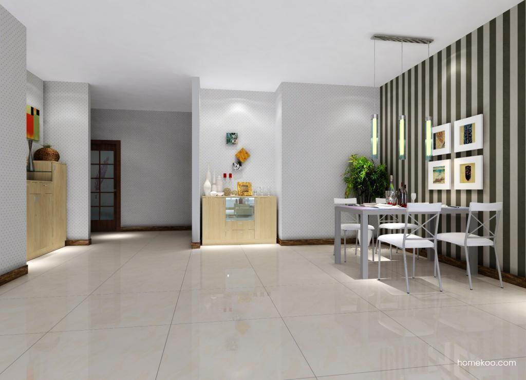 新实用主义餐厅家具E0689