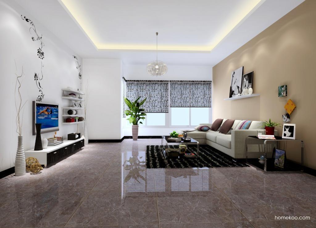 简约主义客厅家具D0455