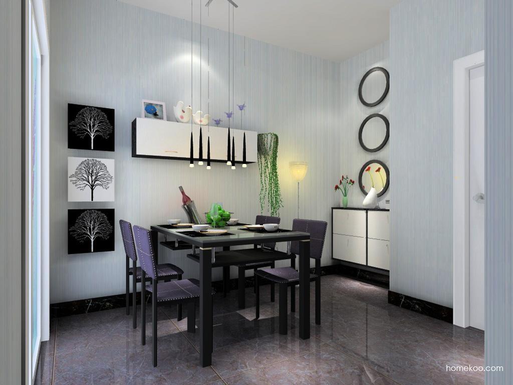 餐厅家具E0702