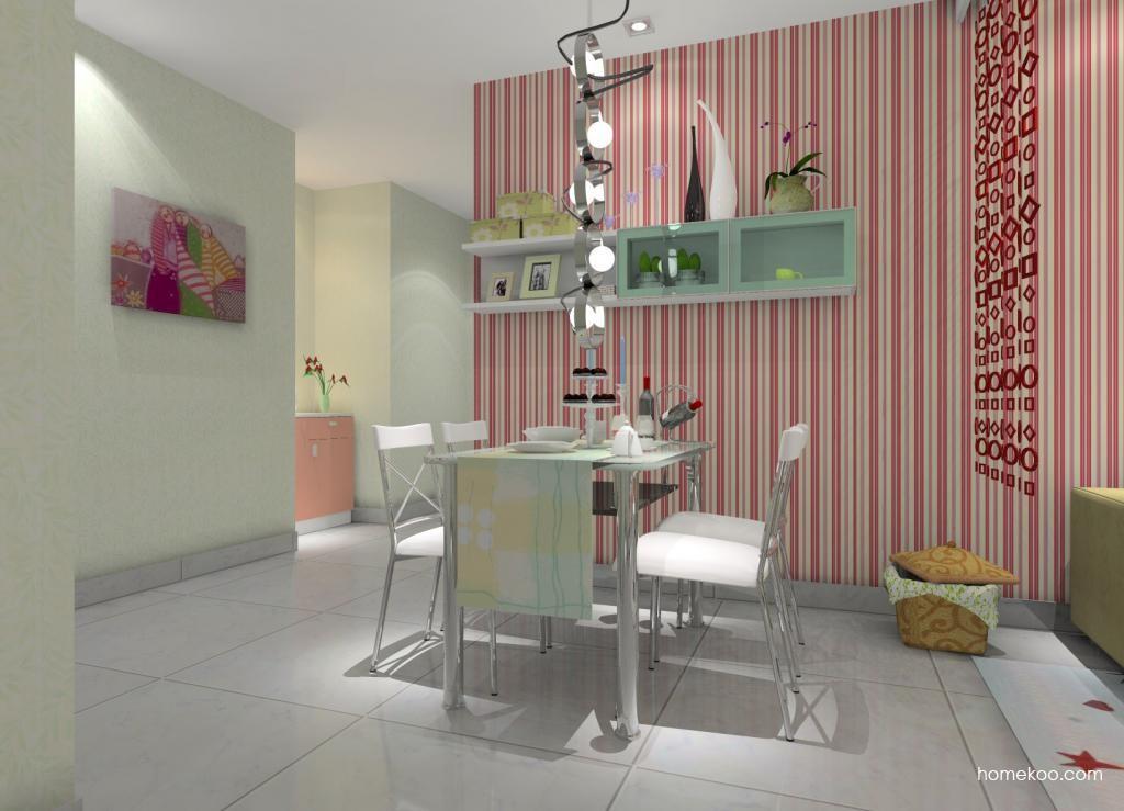 浪漫主义餐厅家具E0703