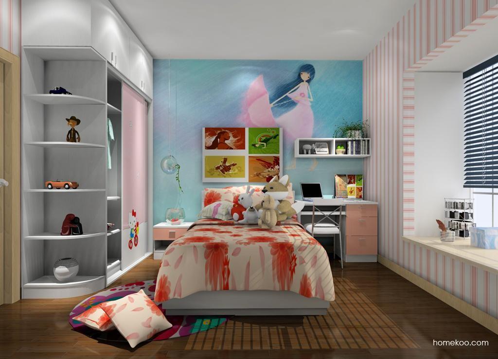 女孩的梦青少年房B3829