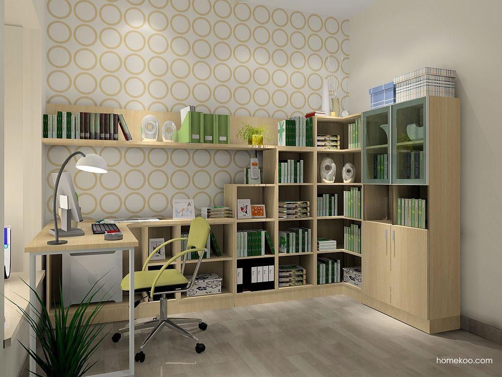 新实用主义书房家具C3456