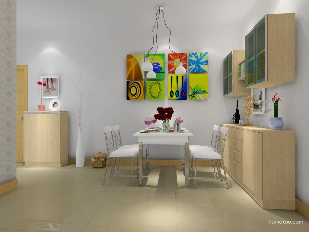 餐厅家具E0712
