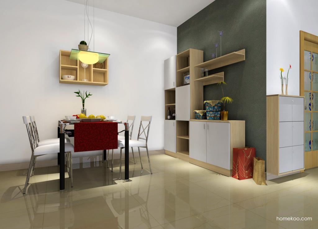 新实用主义餐厅家具E0717